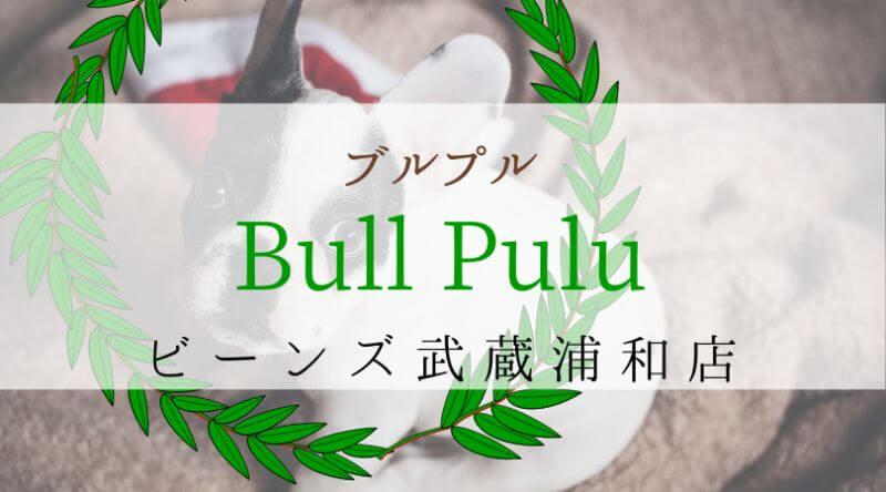 Bullpullブルプル埼玉ビーンズ武蔵浦和店